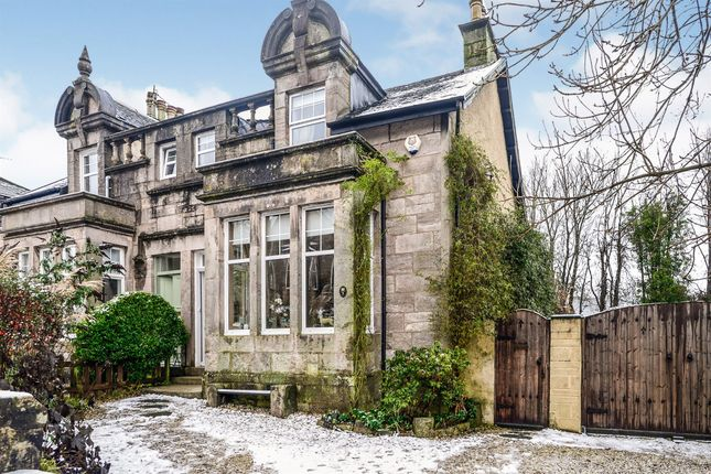 Thumbnail Semi-detached house for sale in Charlotte Street, Dumbarton