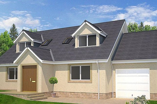 Thumbnail Detached house for sale in Plot 67, The Sutherland, East Broomlands, Kelso