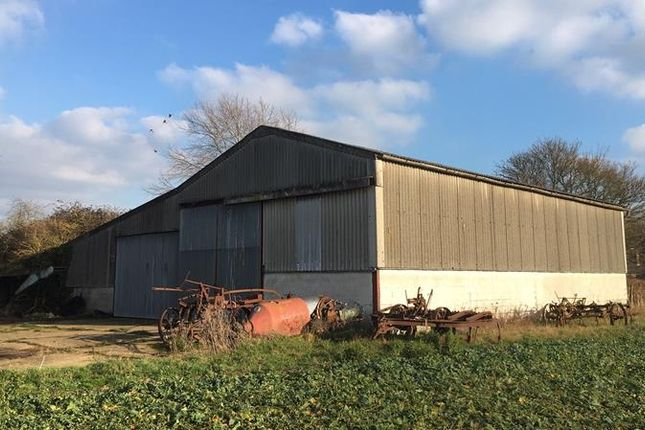 Thumbnail Commercial property for sale in Mattins Barn, Pear Tree Farm, Wingfield Road, Diss, Suffolk