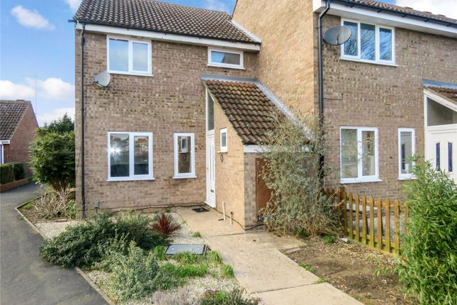 4 bed end terrace house for sale in Bure Close, St. Ives, Cambridgeshire PE27