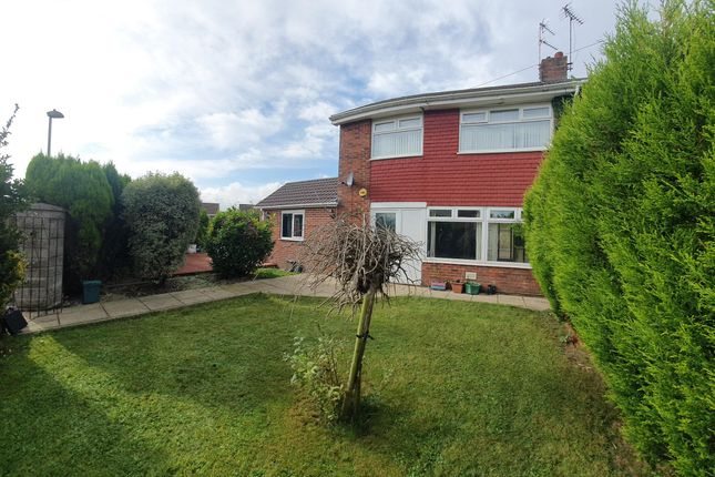 3 bed semi-detached house to rent in Lon Einon, Penllergaer, Swansea SA4