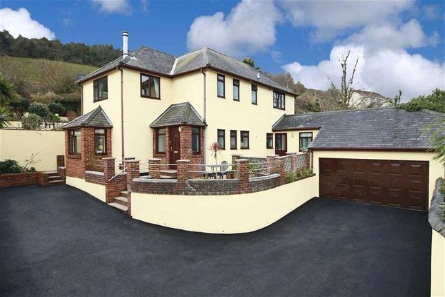 Thumbnail Detached house for sale in Milton Street, Brixham, Devon