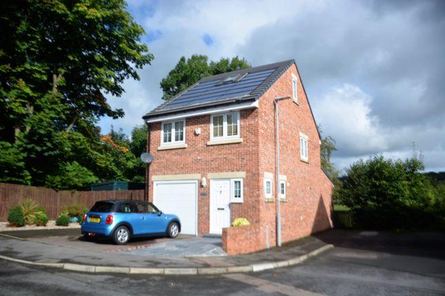 Thumbnail Detached house for sale in Ashdown Grove, Lanchester, Co Durham