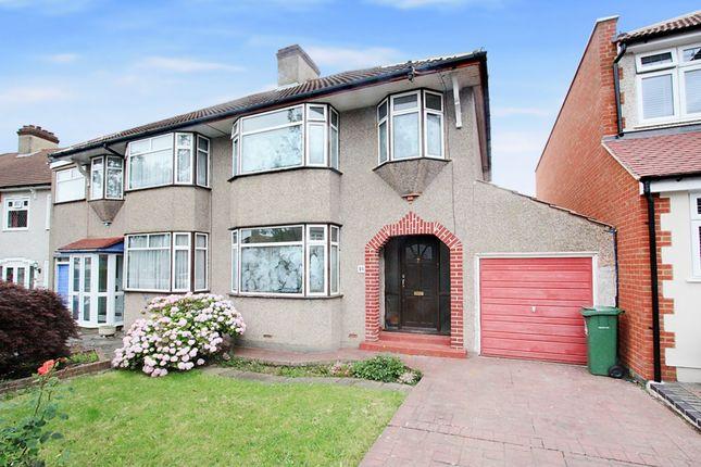 Thumbnail Semi-detached house to rent in Cranbrook Road, Bexleyheath