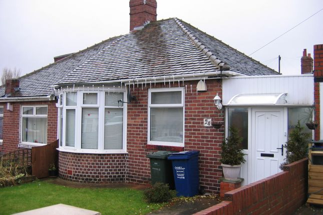 Thumbnail Semi-detached bungalow for sale in Denhill Park, Newcastle Upon Tyne