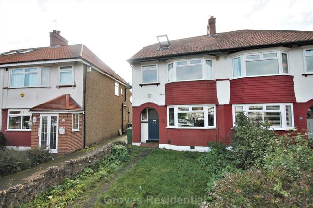 Thumbnail Semi-detached house to rent in Groveland Way, New Malden