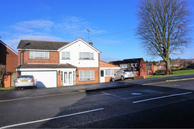 Thumbnail Detached house for sale in Broadway, Oldbury