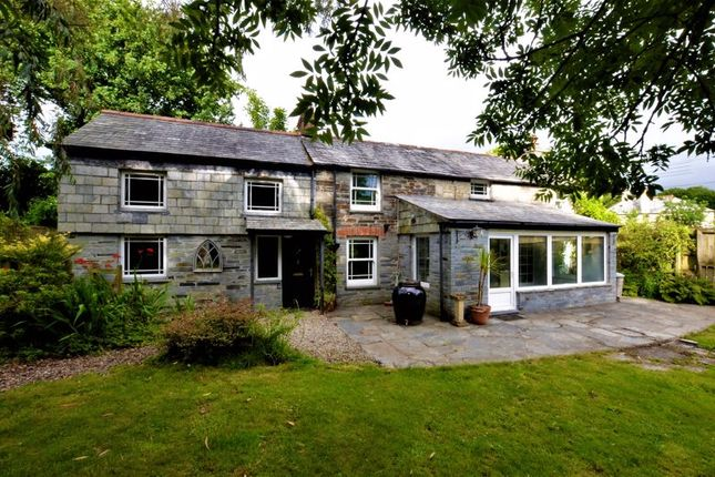 Thumbnail Detached house to rent in Knights Mill, St. Teath, Bodmin