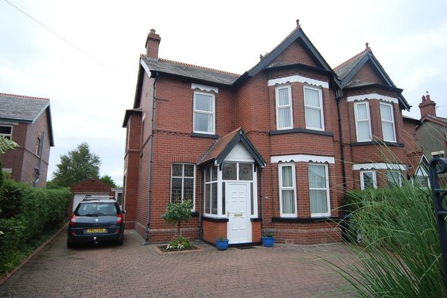 Thumbnail Semi-detached house for sale in Thorncliffe Road, Barrow-In-Furness, Cumbria