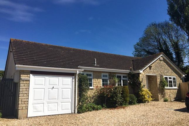 Thumbnail Detached bungalow to rent in Burges Close, Marnhull, Sturminster Newton