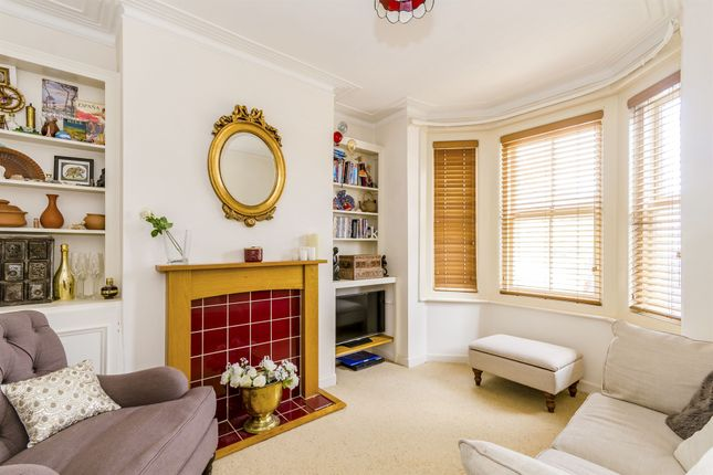 Thumbnail Terraced house for sale in Wordsworth Road, Shirley, Southampton
