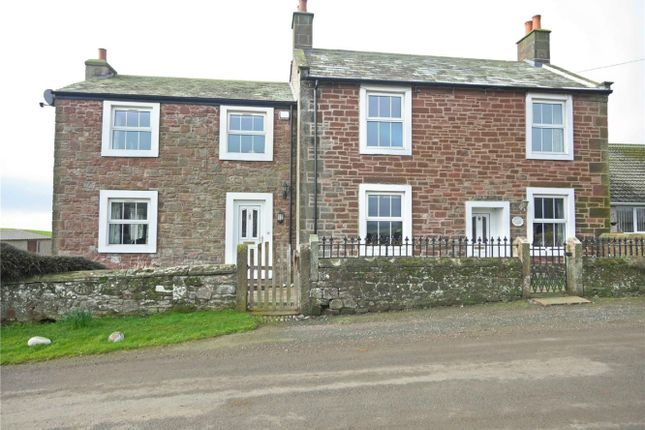 Thumbnail Detached house for sale in Mountain View, Nethertown, Egremont, Cumbria
