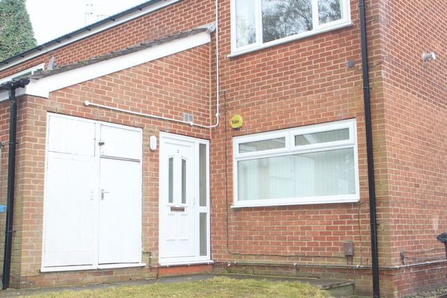 Thumbnail Flat to rent in The Winnows, Denton, Manchester