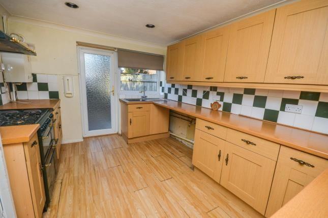 Kitchen of Swallowfield, South Willesborough, Ashford, Kent TN24