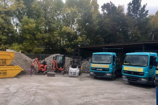 Thumbnail Commercial property for sale in Parc Piliau Industrial Estate, Pentood, Cardigan