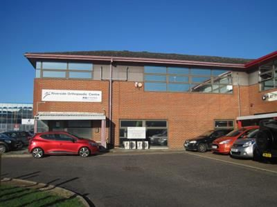 Thumbnail Office for sale in 51 Riverside Estaste, Sir Thomas Longley Road, Medway City Estate, Rochester, Kent