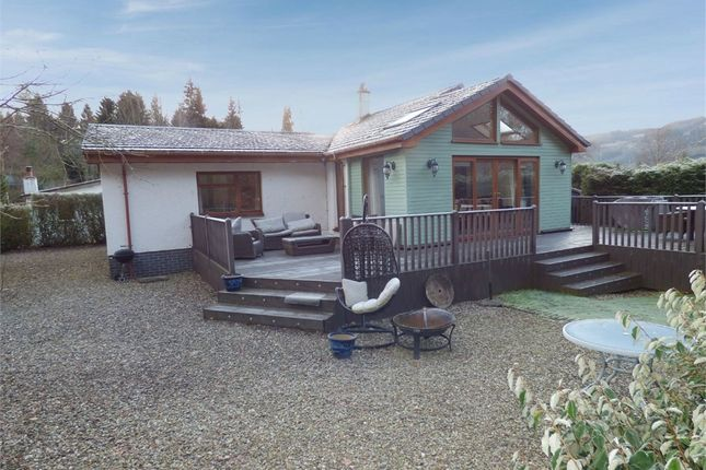 Thumbnail Detached bungalow for sale in Cuilc Brae, Pitlochry, Perth And Kinross