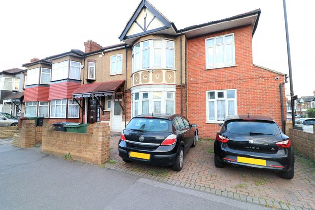 Thumbnail End terrace house for sale in Rowden Park Gardens, Chingford
