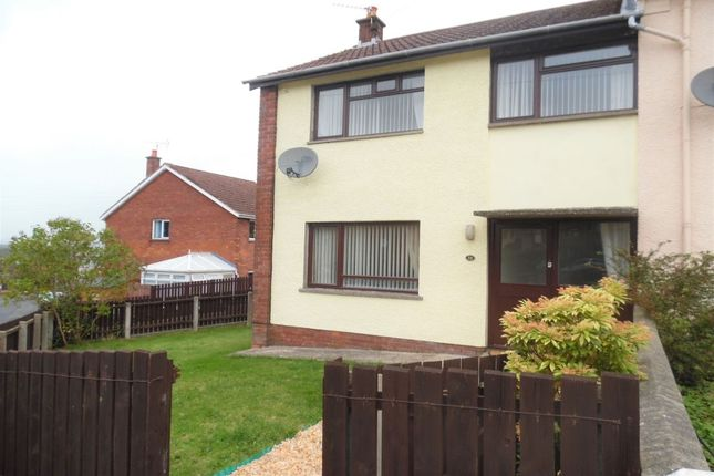 Thumbnail Terraced house to rent in Queens Avenue, Newtownabbey