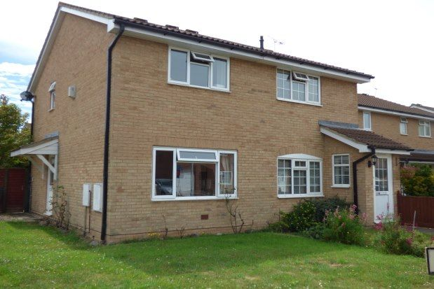 Thumbnail Property to rent in Ryburn Close, Taunton