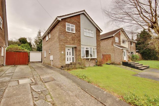 4 bed detached house for sale in Rutland Close, Barry