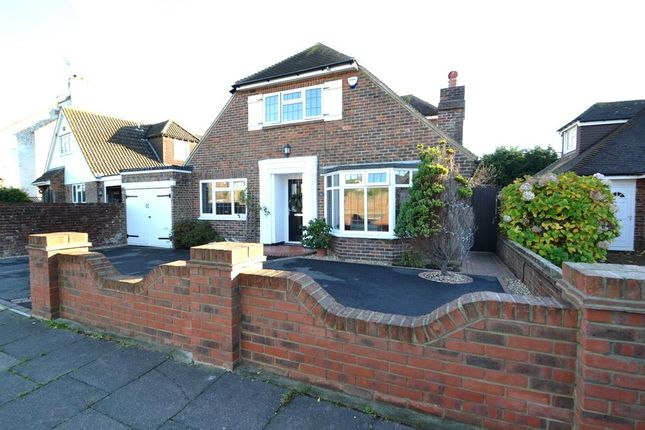 Thumbnail Detached house for sale in Smugglers Walk, Goring By Sea, Worthing