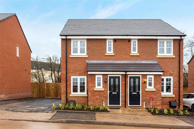 Thumbnail Semi-detached house for sale in Edgehill Drive, Stratford-Upon-Avon