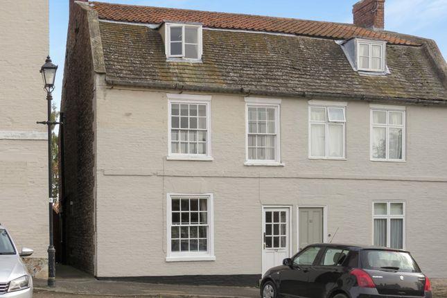 Thumbnail Semi-detached house for sale in Market Place, Folkingham, Folkingham