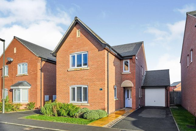 4 bed detached house to rent in Baneberry Way, Stenson Fields, Derby DE24