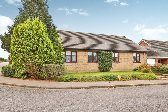 Thumbnail Detached bungalow for sale in Stylman Road, Norwich