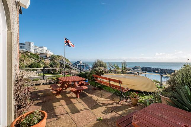 Thumbnail Detached house for sale in The Esplanade, Ventnor, Isle Of Wight