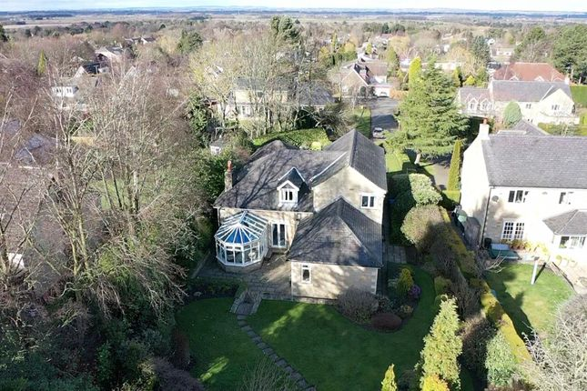 Thumbnail Detached house for sale in Errington Close, Darras Hall, Newcastle Upon Tyne, Northumberland