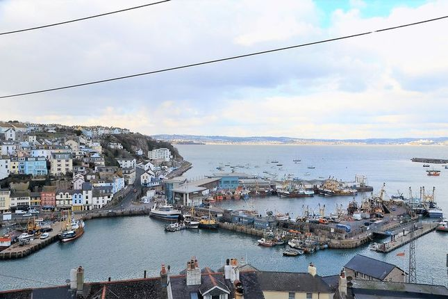 Thumbnail Terraced house for sale in North View Road, Brixham