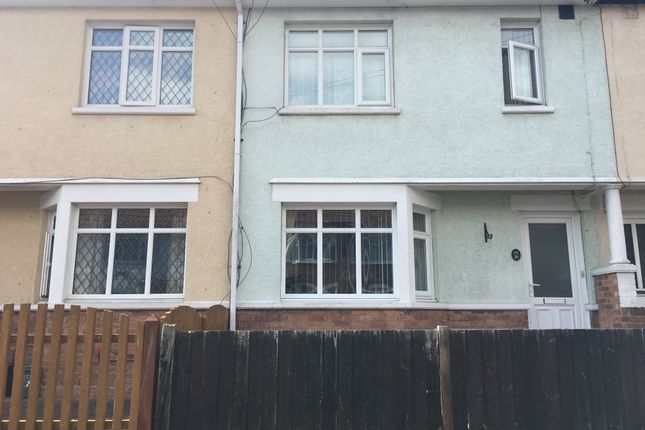 Thumbnail Terraced house to rent in Kingwell Avenue, Clacton-On-Sea