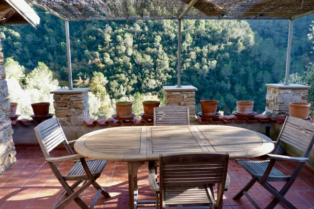 Roof Terrace of Balloi, Camporosso, Imperia, Liguria, Italy