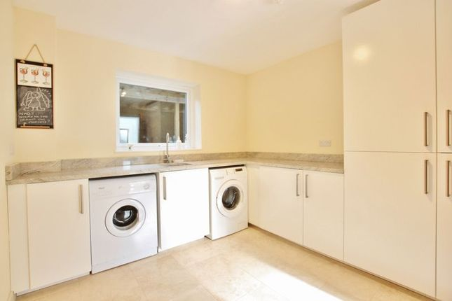 Utility Room of The Ridge, Lower Heswall, Wirral CH60