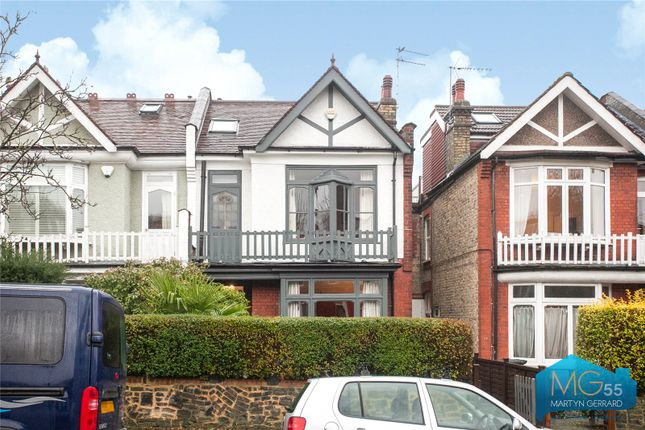 5 bed terraced house for sale in Danvers Road, Crouch End, London N8