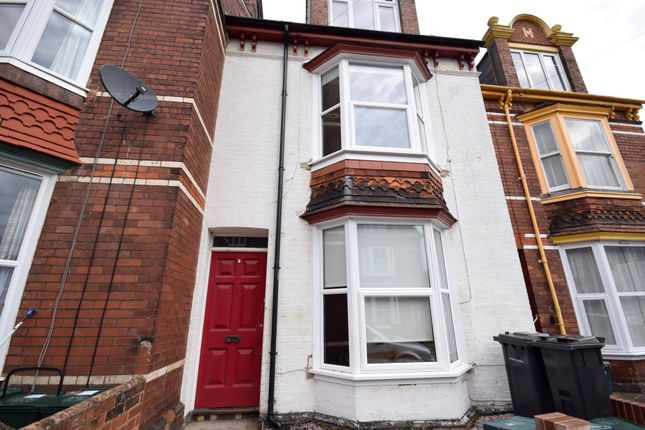Thumbnail Terraced house to rent in Mowbray Avenue, Exeter