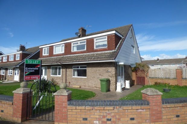 Thumbnail Property to rent in Lunar Drive, Bootle