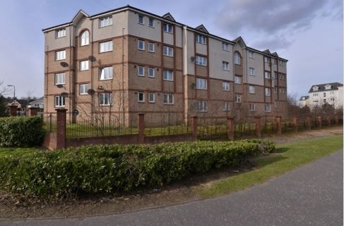 Thumbnail Flat for sale in Haymarket Crescent, Livingston, West Lothian