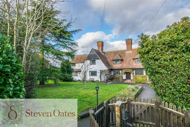 4 bed semi-detached house for sale in Brickendon Lane, Brickendon, Herts