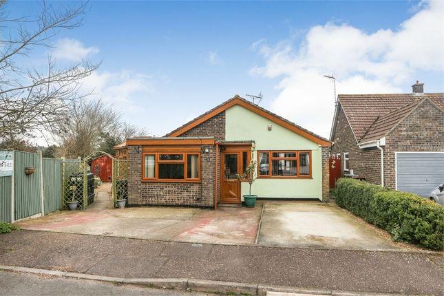 Thumbnail Detached bungalow for sale in Hamilton Way, Ditchingham, Bungay, Norfolk
