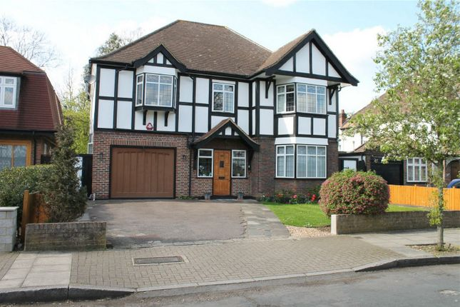 Thumbnail Detached house for sale in Dukes Avenue, Edgware, Middlesex