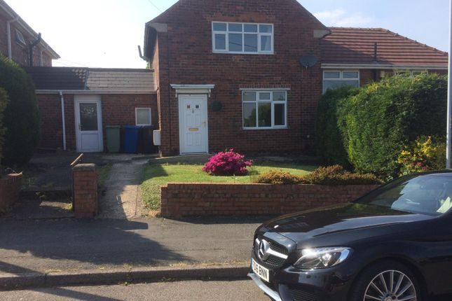 Thumbnail Semi-detached house to rent in Pine Street, Hollingwood, Chesterfield