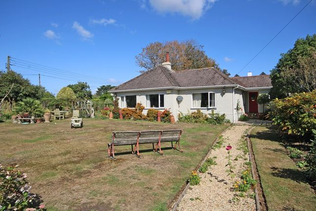 Thumbnail Bungalow for sale in Barton Common Road, New Milton, Hampshire