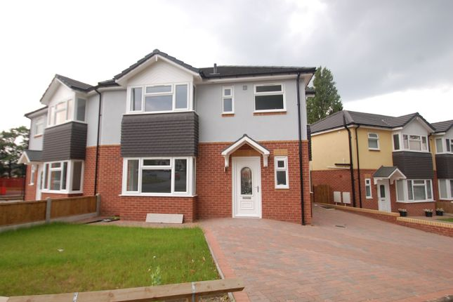 Thumbnail Semi-detached house for sale in Hydes Road, West Bromwich, West Bromwich