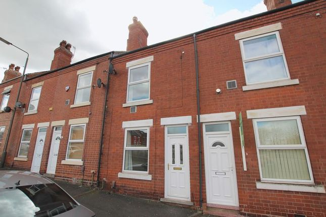 Thumbnail Terraced house to rent in Burr Lane, Ilkeston