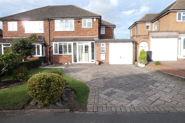 Semi-detached house in  West View Road  Sutton Coldfield  Birmingham