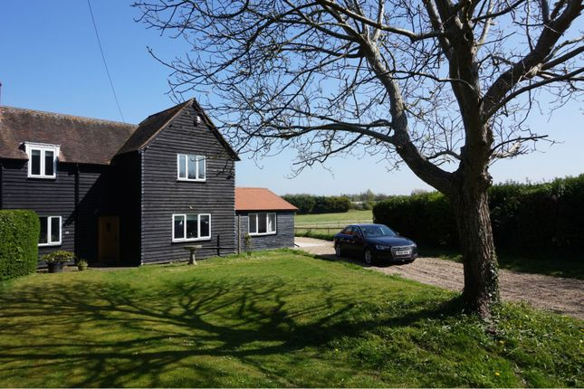 Thumbnail Semi-detached house for sale in Telegraph Track, Carshalton