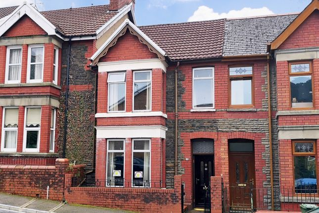 Thumbnail Terraced house for sale in Ralph Street, Trallwn, Pontypridd